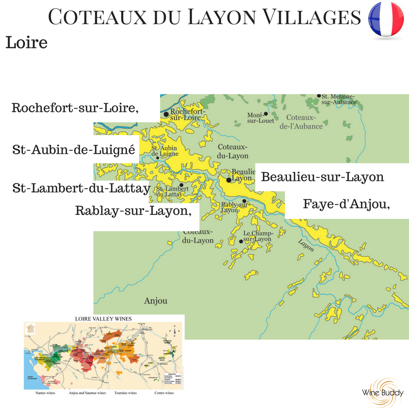 Coteaux du Layon Villages